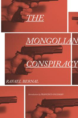 The Mongolian Conspiracy Cover