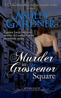 Cover for Murder in Grosvenor Square