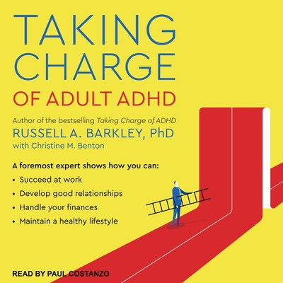 Taking Charge of Adult ADHD Lib/E Cover Image