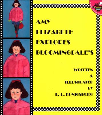 Amy Elizabeth Explores Bloomingdale's Cover
