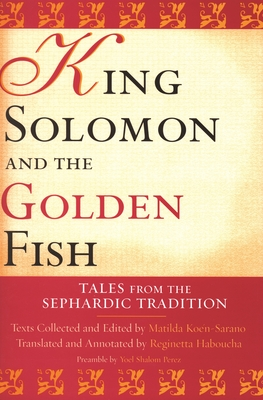 Cover for King Solomon and the Golden Fish