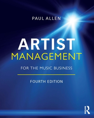 Artist Management for the Music Business Cover Image