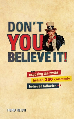 Cover for Don't You Believe It!