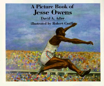 Cover for A Picture Book of Jesse Owens