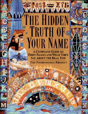 The Hidden Truth of Your Name Cover
