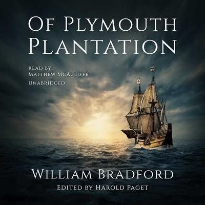 Of Plymouth Plantation Lib/E Cover Image
