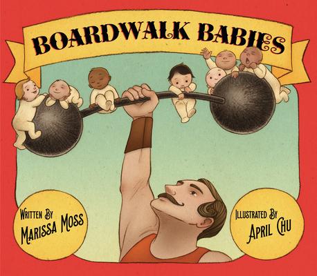 Boardwalk Babies Cover Image