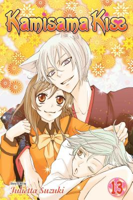 Kamisama Kiss, Volume 13 Cover