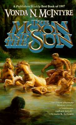 The Moon and the Sun Cover