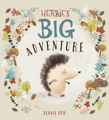 Herbie's Big Adventure Cover Image