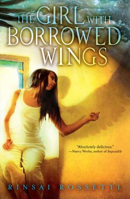 The Girl with Borrowed Wings Cover Image