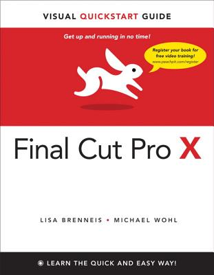 Final Cut Pro X Cover Image