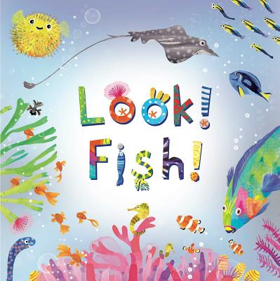 Cover for Look! Fish!