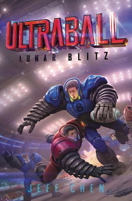Ultraball #1: Lunar Blitz Cover Image