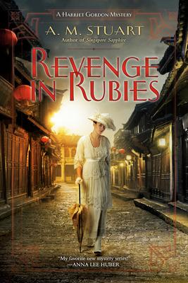 Revenge in Rubies (A Harriet Gordon Mystery #2) Cover Image