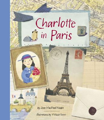 Charlotte in Paris Cover