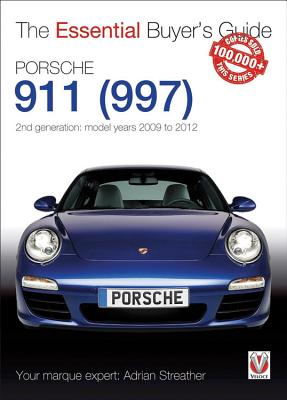 Cover for Porsche 911 (997) - 2nd generation