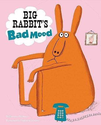 Big Rabbit's Bad Mood Cover Image