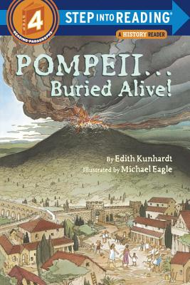 Pompeii...Buried Alive! (Step into Reading) Cover Image