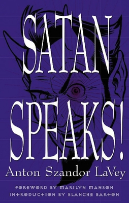 Satan Speaks! Cover Image