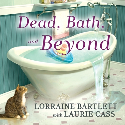 Dead, Bath and Beyond (Victoria Square Mystery #4) Cover Image