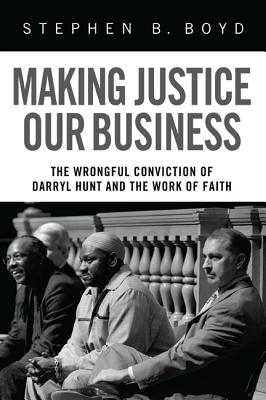 Cover for Making Justice Our Business