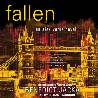 Fallen (Alex Verus #10) Cover Image