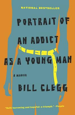Portrait of an Addict as a Young Man Cover