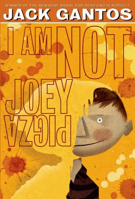 I Am Not Joey Pigza Cover Image