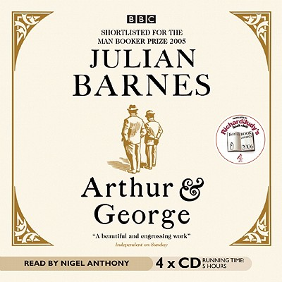 Arthur & George Cover Image