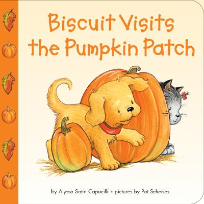 Biscuit Visits the Pumpkin Patch Cover Image