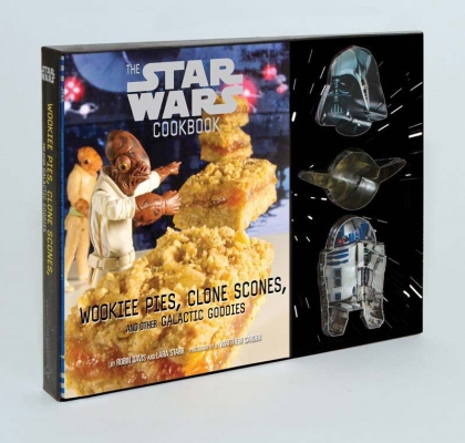The Star Wars Cookbook Cover