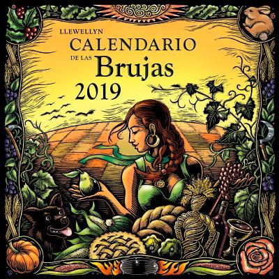 Calendario de Las Brujas 2019 Cover Image
