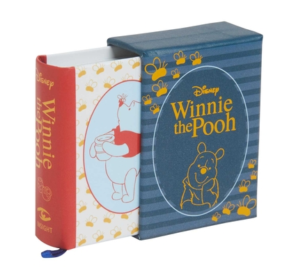 Disney: Winnie the Pooh [Tiny Book] Cover Image