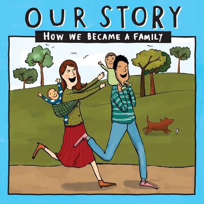 Our Story - How We Became a Family (10): Mum & dad families who used sperm donation - twins Cover Image