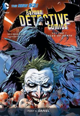 Batman Detective Comics Cover