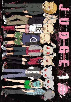 Judge, Volume 1 Cover