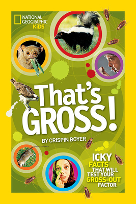 That's Gross! Cover