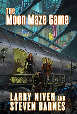 The Moon Maze Game Cover