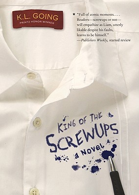 King of the Screwups Cover