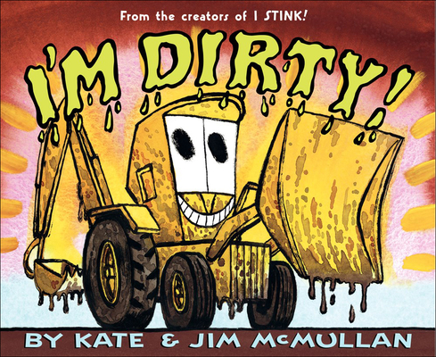 Cover for I'm Dirty!