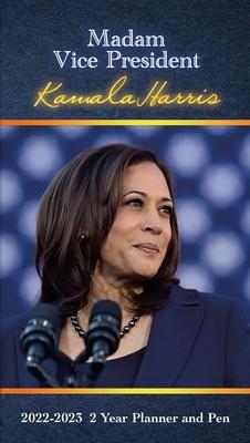 Kamala Harris - Madame Vice President Cover Image