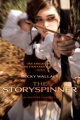 The Storyspinner (The Keepers' Chronicles) Cover Image