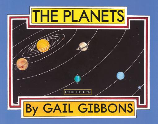 Cover for The Planets (Fourth Edition)
