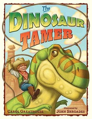 Dinosaur Tamer Cover