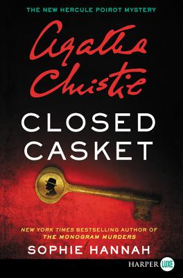 Closed Casket: A New Hercule Poirot Mystery Cover Image