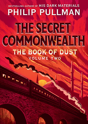 The Book of Dust: The Secret Commonwealth cover image