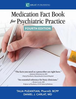 The Medication Fact Book for Psychiatric Practice Cover Image