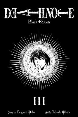 Death Note Black Edition, Vol. 3 Cover Image