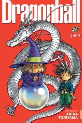Dragon Ball (3-in-1 Edition), Vol. 03 cover image